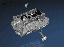 Small screenshot 2 of ZR1 LS9 Engine Assembly