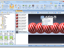Small screenshot 3 of Axialis Screensaver Producer