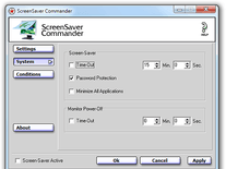 Small screenshot 2 of ScreenSaver Commander